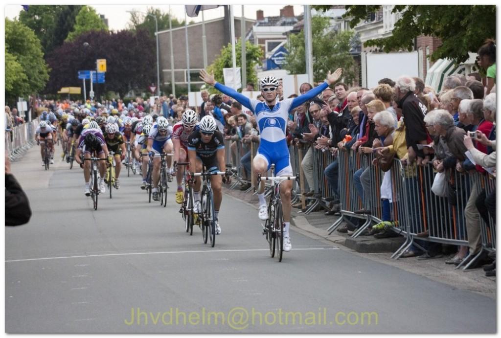 Paul de Haan Omloop van Bedum 2012