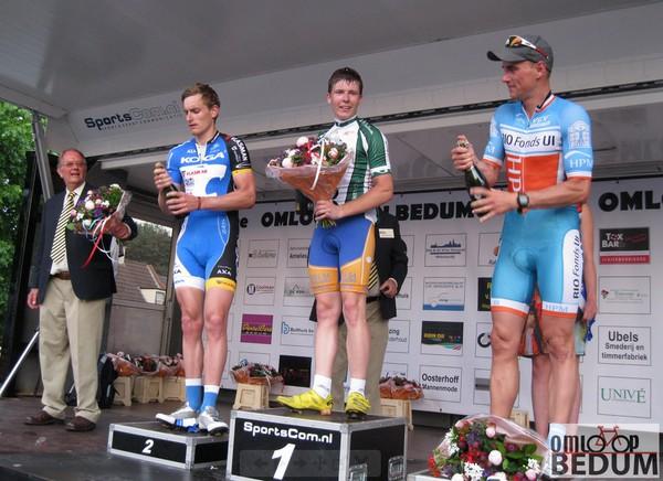 podium 2013