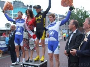 Folkert de Haan winnaar 2010