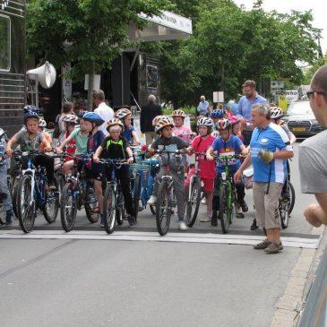 Dikke Banden Race ook dit jaar weer belangrijk  onderdeel Omloop van Bedum