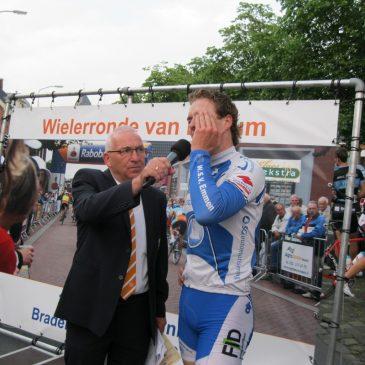 Andries Nieuwenhuis en Herbert Dijkstra te gast op vrijwilligersavond Omloop van Bedum